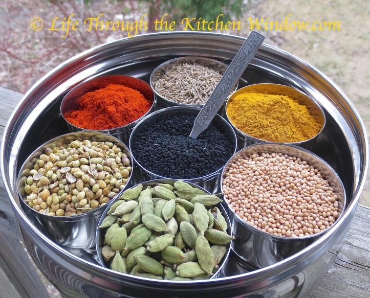 A Spice Route Tour of My Masala Box | © Life Through the Kitchen Window.com