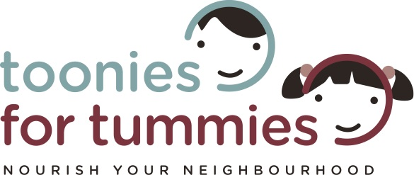 Toonies for Tummies Logo