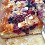 Nigella Bites - Apple & Blackberry Kuchen | © Urban Cottage Life.com