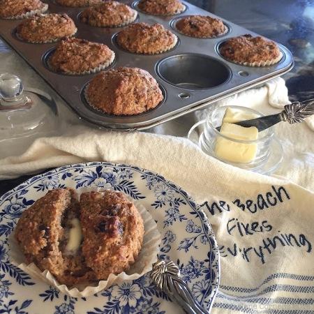 Muffins for Breakfast | © Marlene Cornelis 2016
