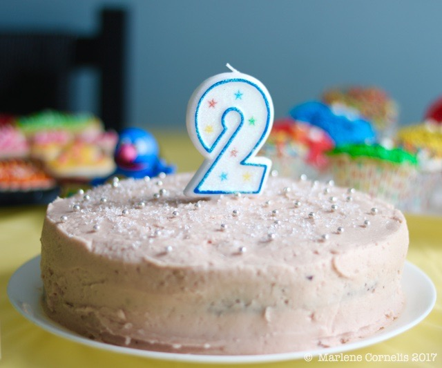A Second Birthday Party | © UrbanCottageLife.com 2017